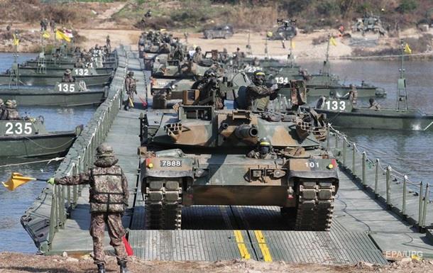 Южная Корея потратит на оборону рекордные $34 млрд