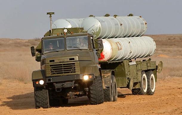 Росія розгорнула в Сирії цілий дивізіон ЗРК С-300