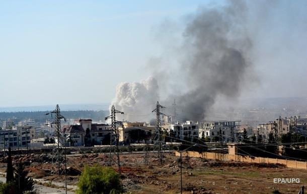 В Алеппо обстріляли госпіталь РФ: є жертви