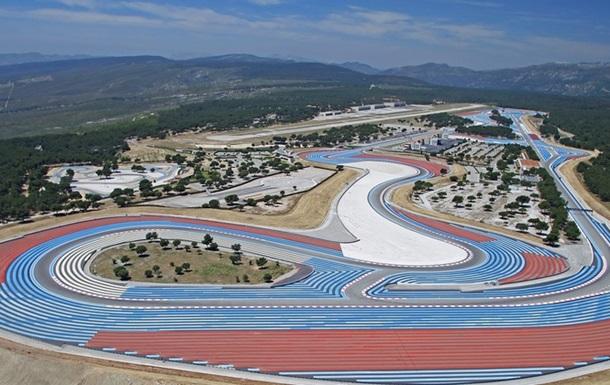 Формула-1. Офіційно. Гран-прі Франції повернеться у 2018 році