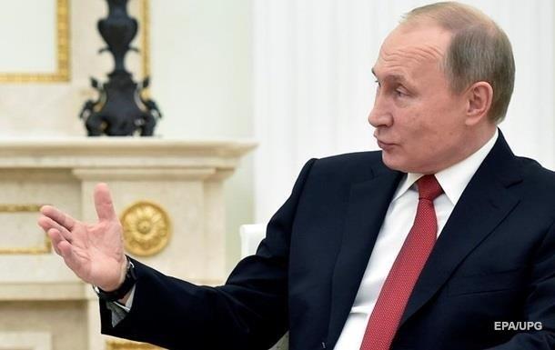 Путін хоче  успішно завершити кар єру