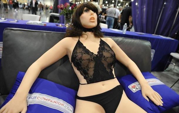 У Лондоні відкриють секс-кафе з роботами - ЗМІ