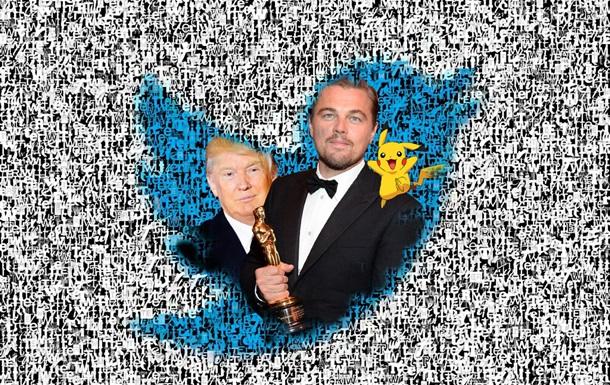Twitter назвав найчастіше обговорювані теми 2016 року