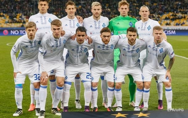 Динамо - Бешикташ 6:0. Онлайн матчу Ліги Чемпіонів