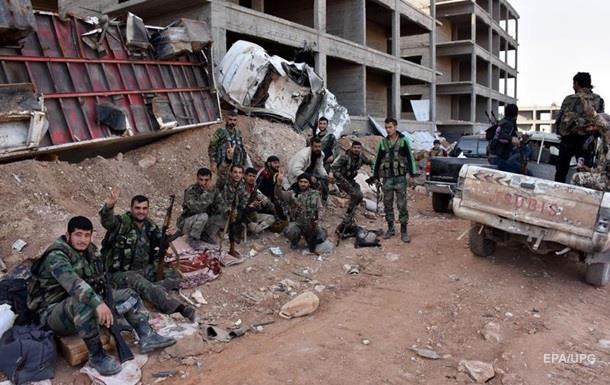 Війська Асада зайняли нові квартали в Алеппо
