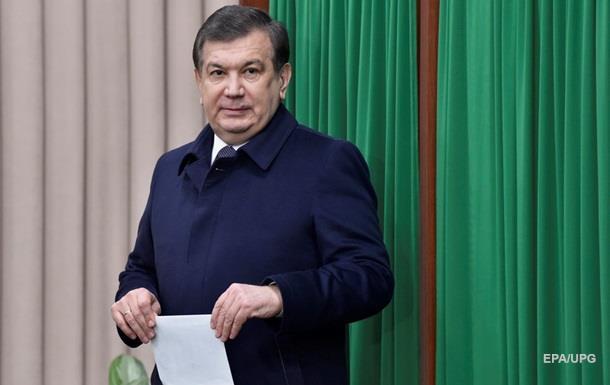Перший закордонний візит новий президент Узбекистану здійснить до РФ