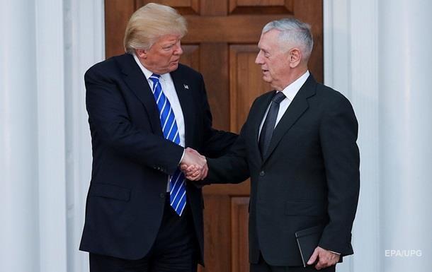 Скажений пес  висунутий на посаду глави Пентагону
