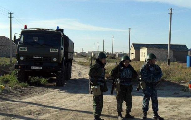 У Казахстані масштабна спецоперація силовиків