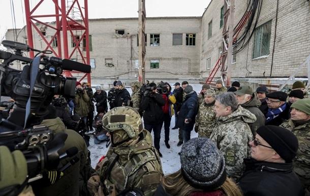 Відкрита Порошенком телевежа не дістане до ДНР - ЗМІ