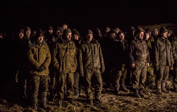Київ готовий обміняти 228 сепаратистів на 42 полонених