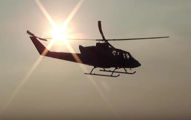 В Ірані показали новий український вертоліт