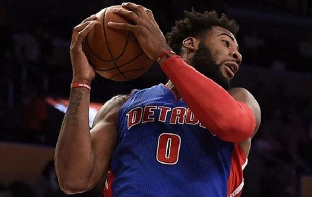 НБА. Детройт і Портленд поступаються, впевнені перемоги Кавс і Х юстона