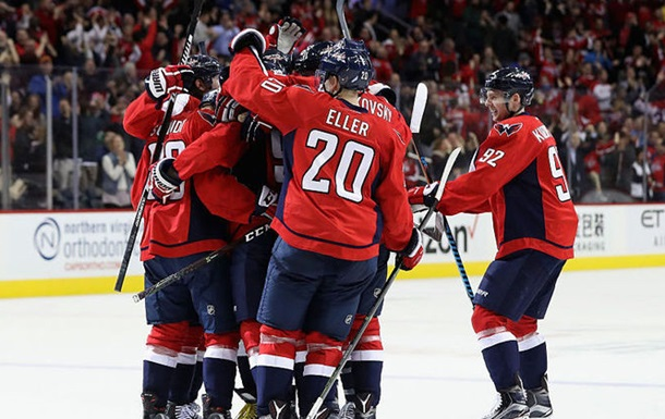 НХЛ. Вашингтон обыграл Бостон в овертайме, победы Анахайма и Оттавы