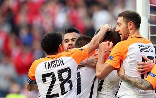 Брага - Шахтар 2:4. Онлайн матчу Ліги Європи