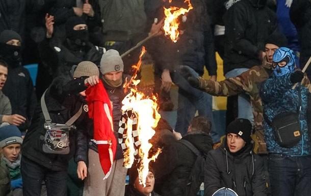 УЄФА може покарати київське Динамо