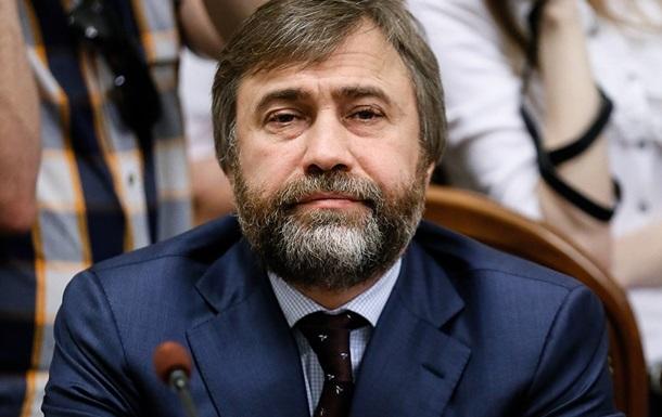 Справи православні. Рада проти Новинського