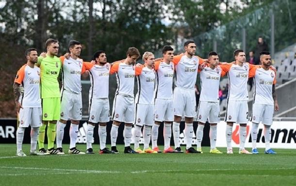 Шахтар - найкраща команда Ліги Європи