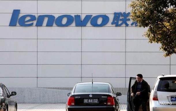 Україна оштрафувала Lenovo за купівлю Motorola