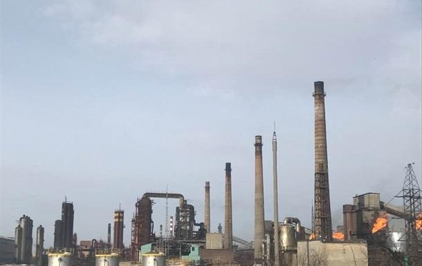 На Авдіївському коксохіму відновили енергопостачання