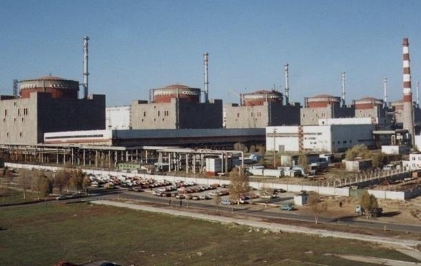 На Запорожской АЭС отключили четвертый энергоблок