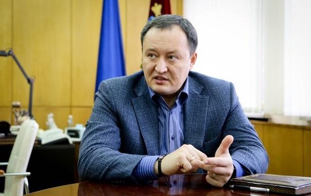 Глава Запорізької ОДА не подав декларацію - ЗМІ