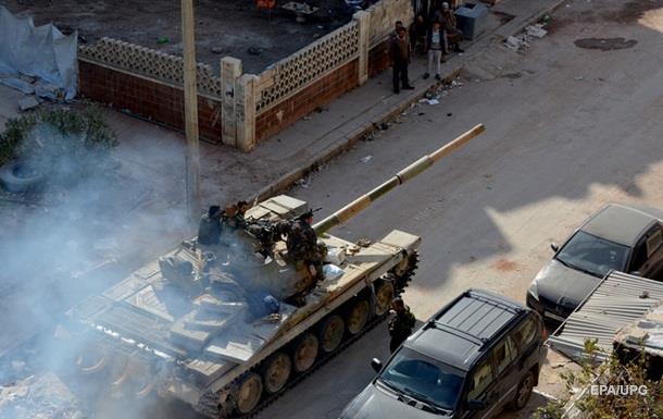 Сирійська армія продовжила наступ на Алеппо