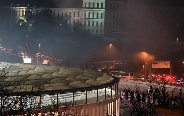 Взрыв в Стамбуле сегодня
