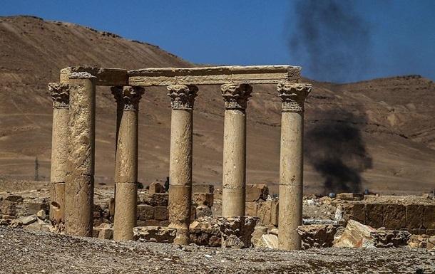 Сирійська армія звільнила Пальміру - ЗМІ