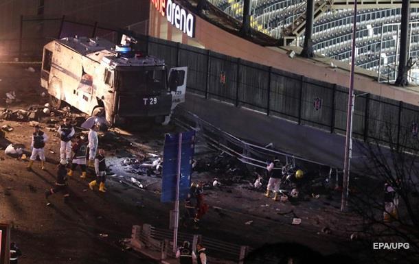 Кількість постраждалих під час теракту в Стамбулі зросла до 70