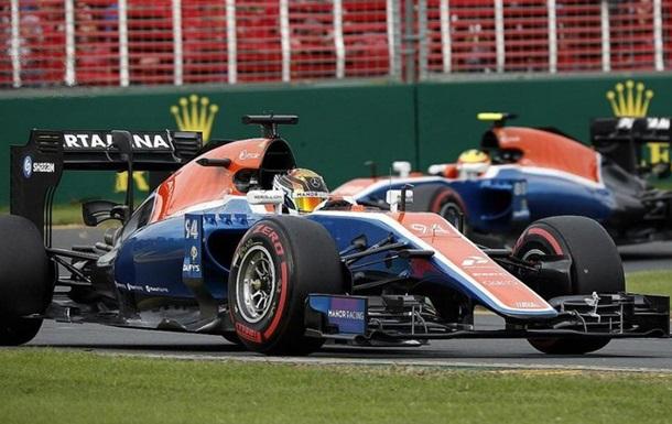 Формула 1. Підсумки сезону: Манор - якби не було Бразилії