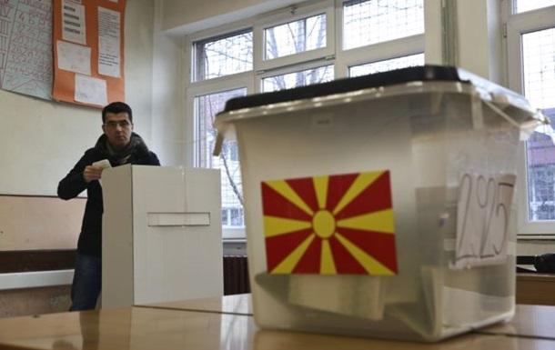 У Македонії проходять загальні вибори