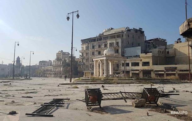 США і Росія запропонували повстанцям покинути Алеппо зі зброєю - ЗМІ