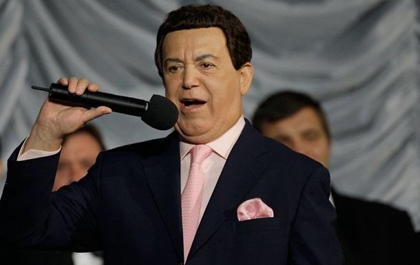 Кобзон присвятив пісню бойовику Моторолі