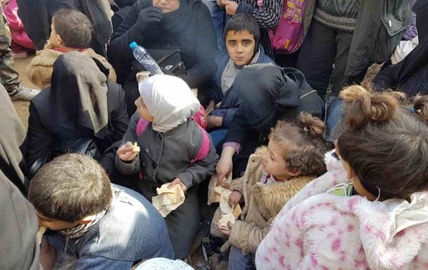 Алеппо залишили понад 13 тисяч осіб