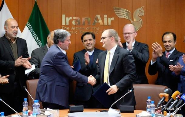 Іран уклав з Boeing рекордну угоду