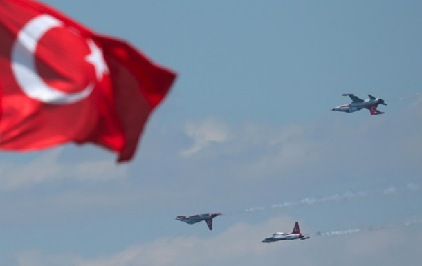 Туреччина завдала авіаударів по курдах в Іраку