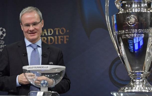 ЛЧ: Реал протестує Наполі, ПСЖ зіграє з Барселоною, Баварія - з Арсеналом
