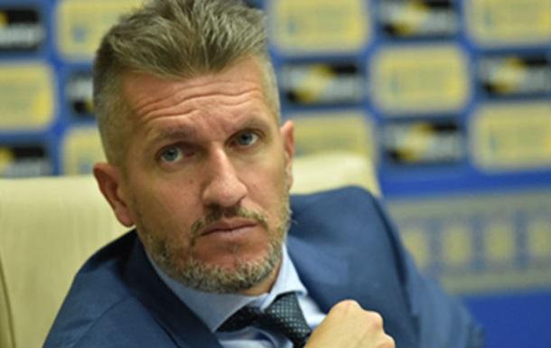 Італієць Баранка змінив Кочетова на чолі Комітету з етики та чесної гри