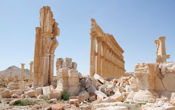 Пальмира захвачена