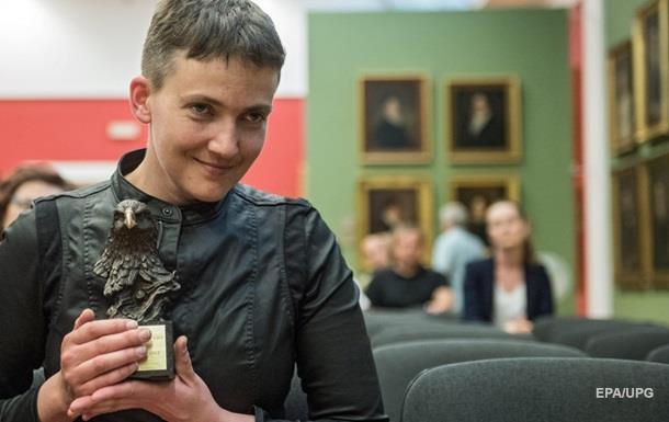 Захід зірки Савченко: від героя до  агента Кремля