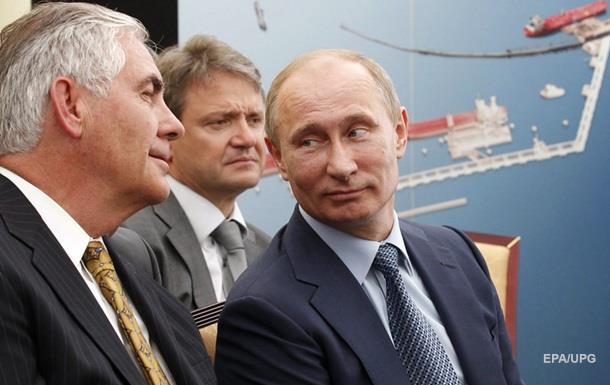 Трамп хоче бачити Держсекретарем США друга Путіна