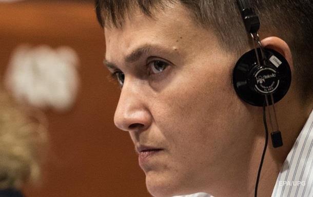 Савченко отрицает согласие на  представительство  ЛДНР в Киеве