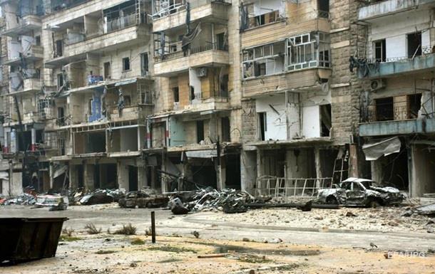 Москва объявила о взятии всего Алеппо
