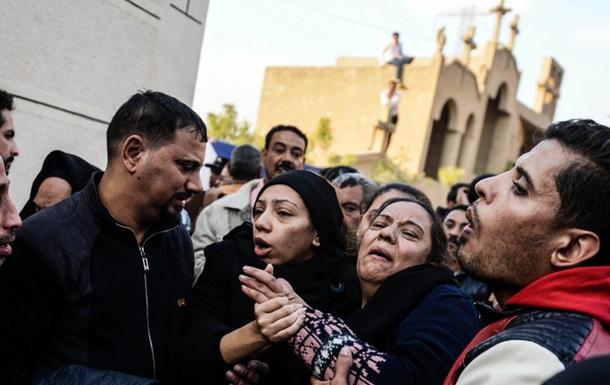 Теракт в каїрській церкві організували бойовики ІД