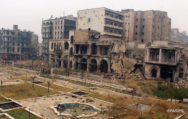 Бойовики опозиції залишать Східне Алеппо