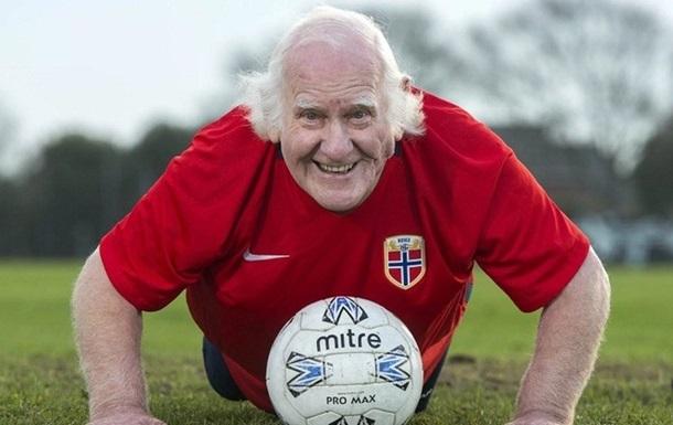 Самый старый футболист Англии ищет новый клуб