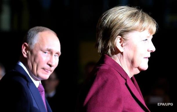 Путин пожаловался, что Украина не покупает газ