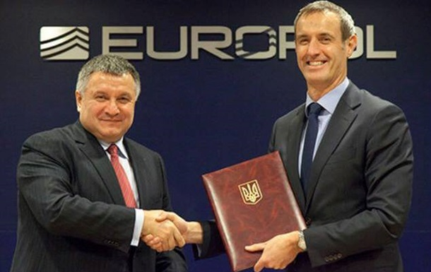 Україна підписала угоду з Європолом