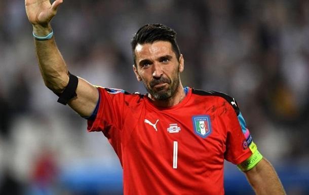 Буффон: Завершу кар єру після чемпіонату світу