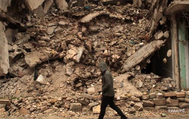 У Москві заявили про виведення з Алеппо п яти тисяч повстанців